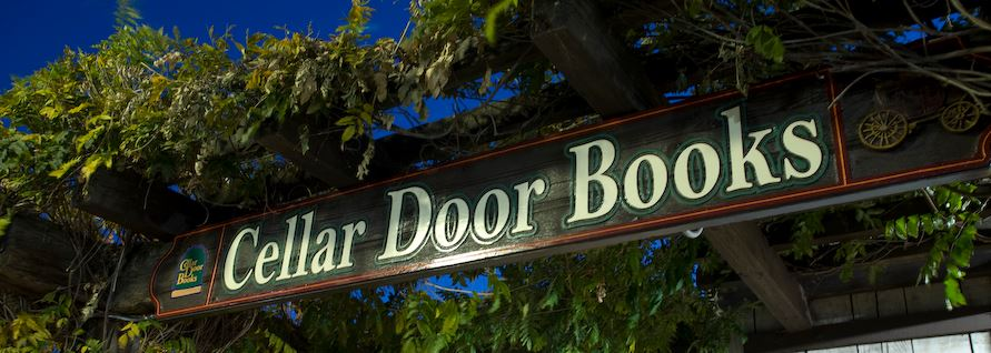 Say Friend and Enter... Welcome to Cellar Door Books! & Our Story | Cellar Door Books